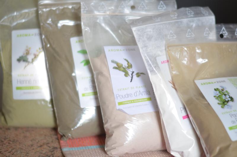 masque capillaire cheveux ayurvedic recette