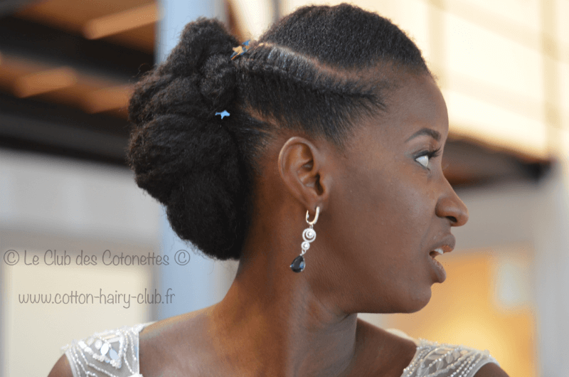 Salon coiffure pour cheveux afro naturels