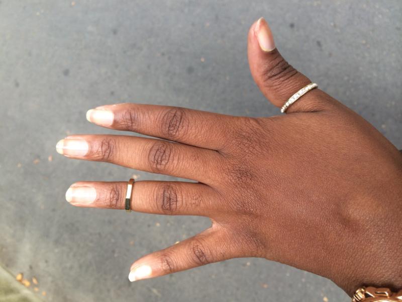 Mes ongles au naturel