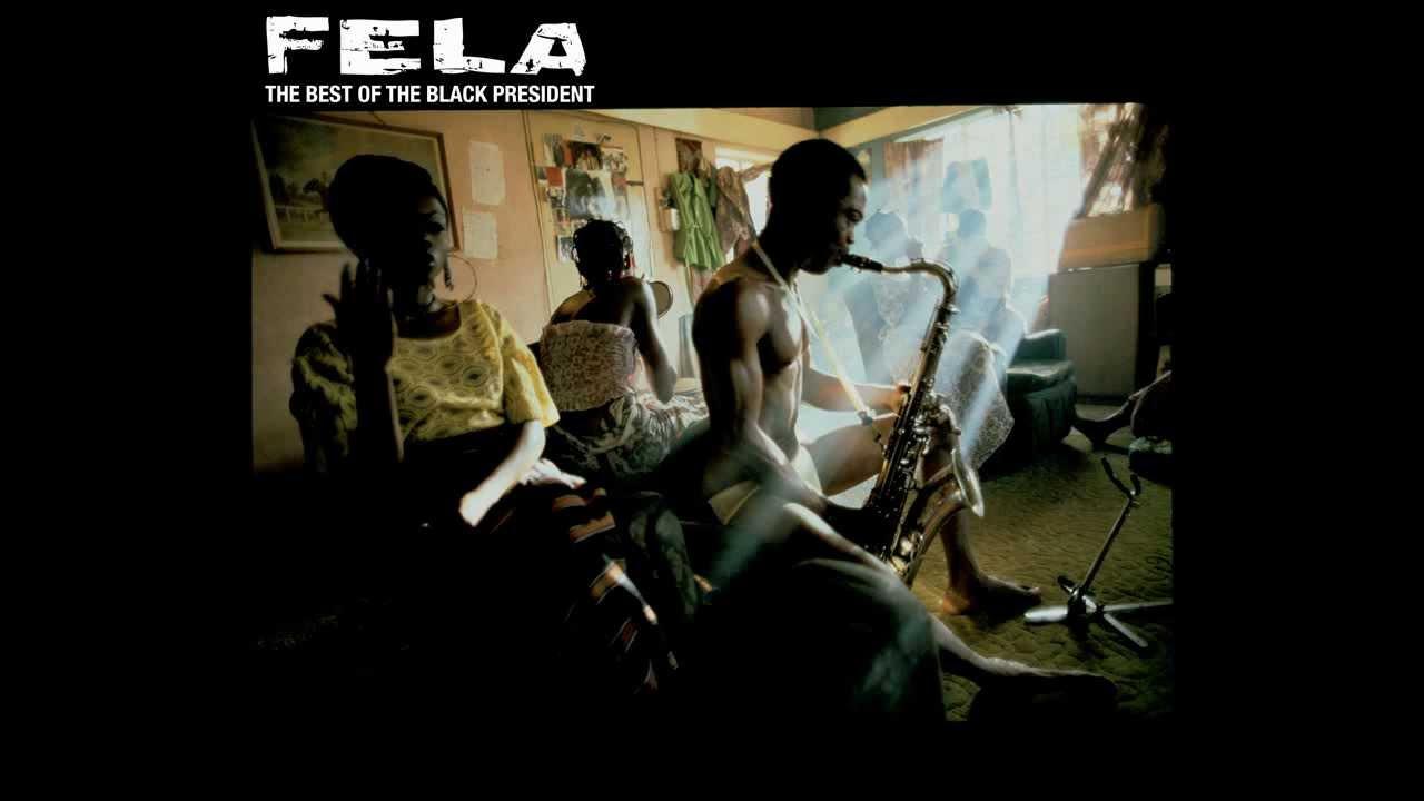 Fela, la légende. Photo prise ici