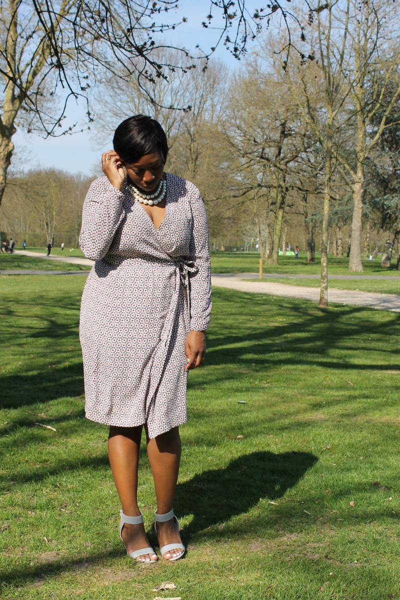 sandra robe portefeuille