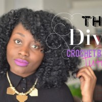 Crochet Braids versatile inspirE des Divas