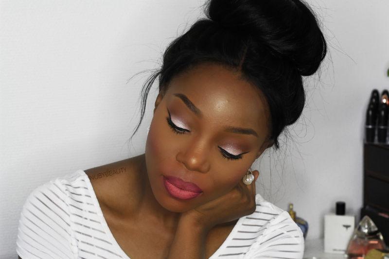 maquillage marie peau noire quel maquillage porter avec une robe noire maquillage mariage. Black Bedroom Furniture Sets. Home Design Ideas
