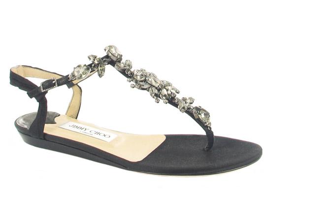 sandales entredoigts Jimmy Choo