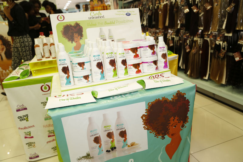 hair fashion night out le club des cotonettes ORS
