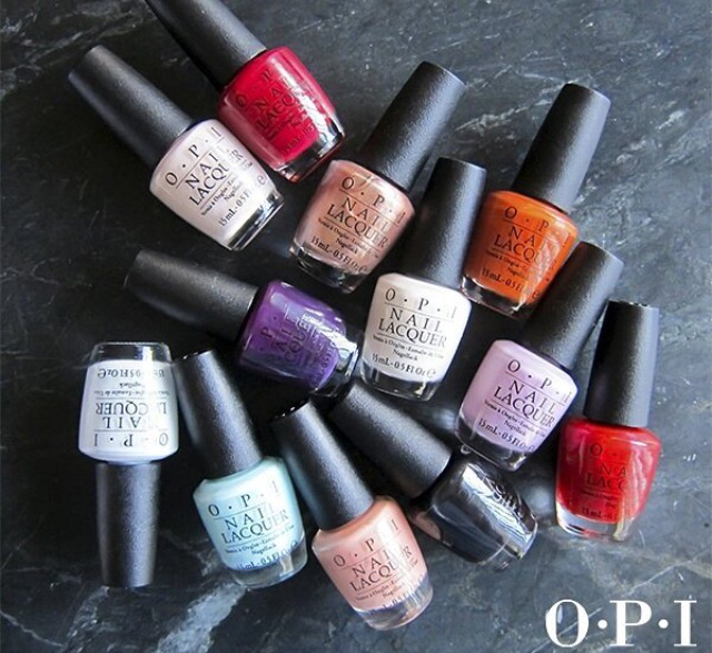 Venice Collection by OPI