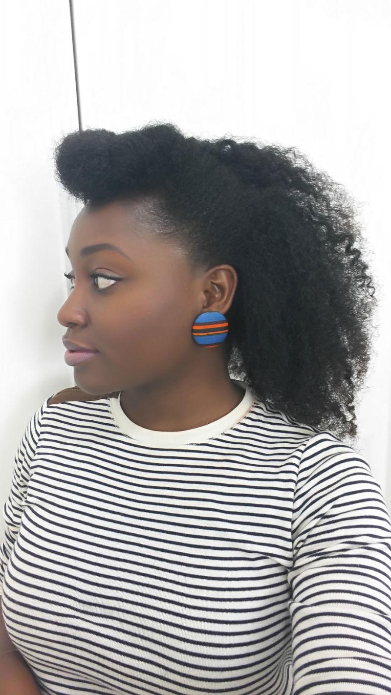janelle monae coiffures hairstyle at paris fashion week