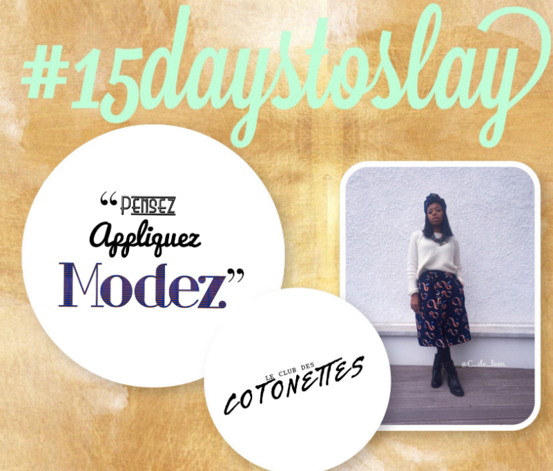 #15daystoslay-