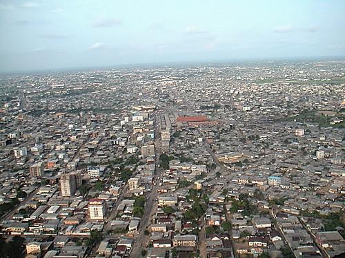Douala - Photo prise sur Investir au Cameroun