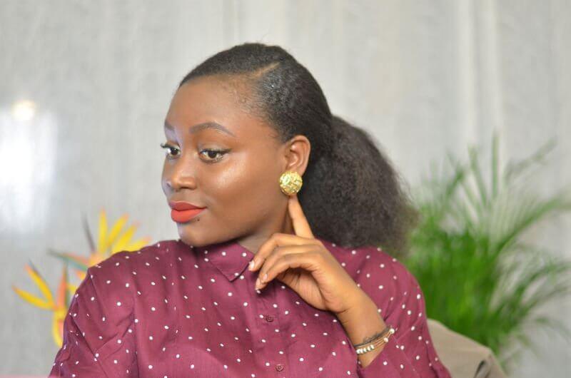 maquillage femme peau noire foncée