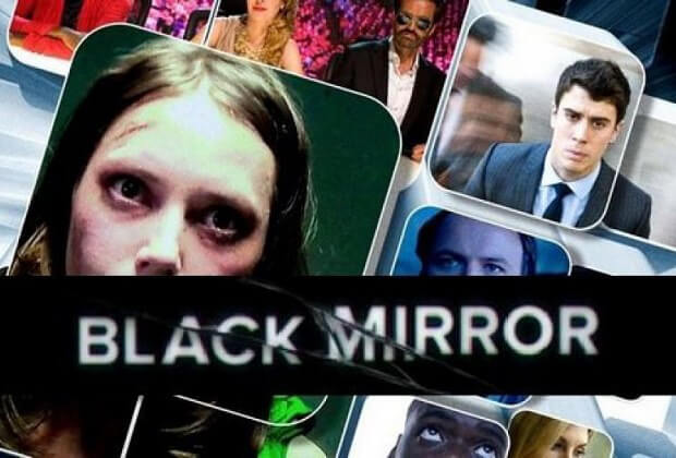 black Mirror série télévisée netflix