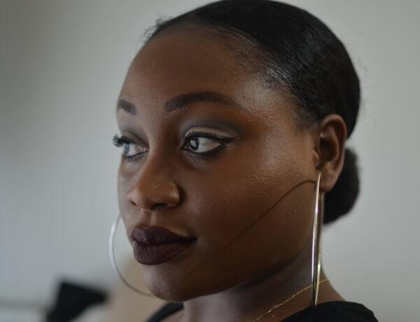 blogo noire et representation de la beauté AFro