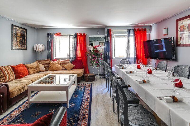 Pietro Restaurant Rue Jean Mermoz