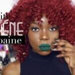 tutoriel maquillage halloween petite sirène rousse et rouge à levres vert