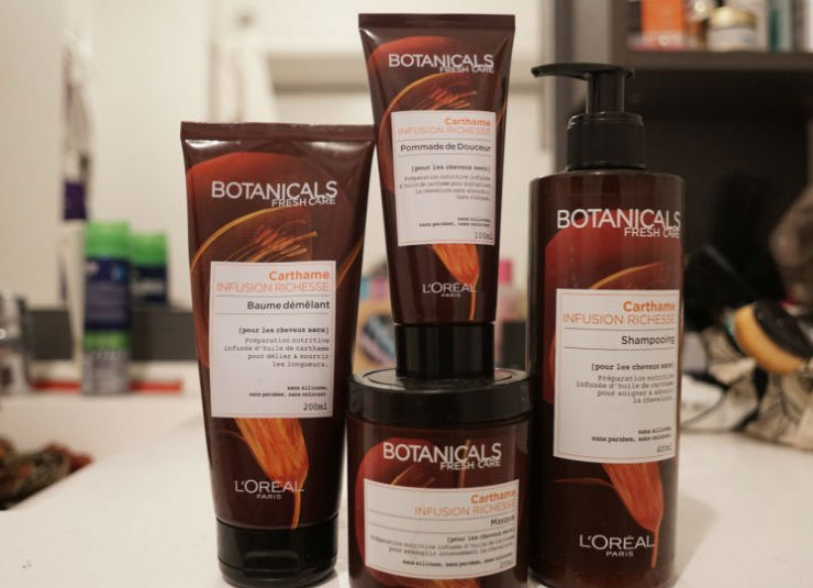 Botanicals freshcare crash test