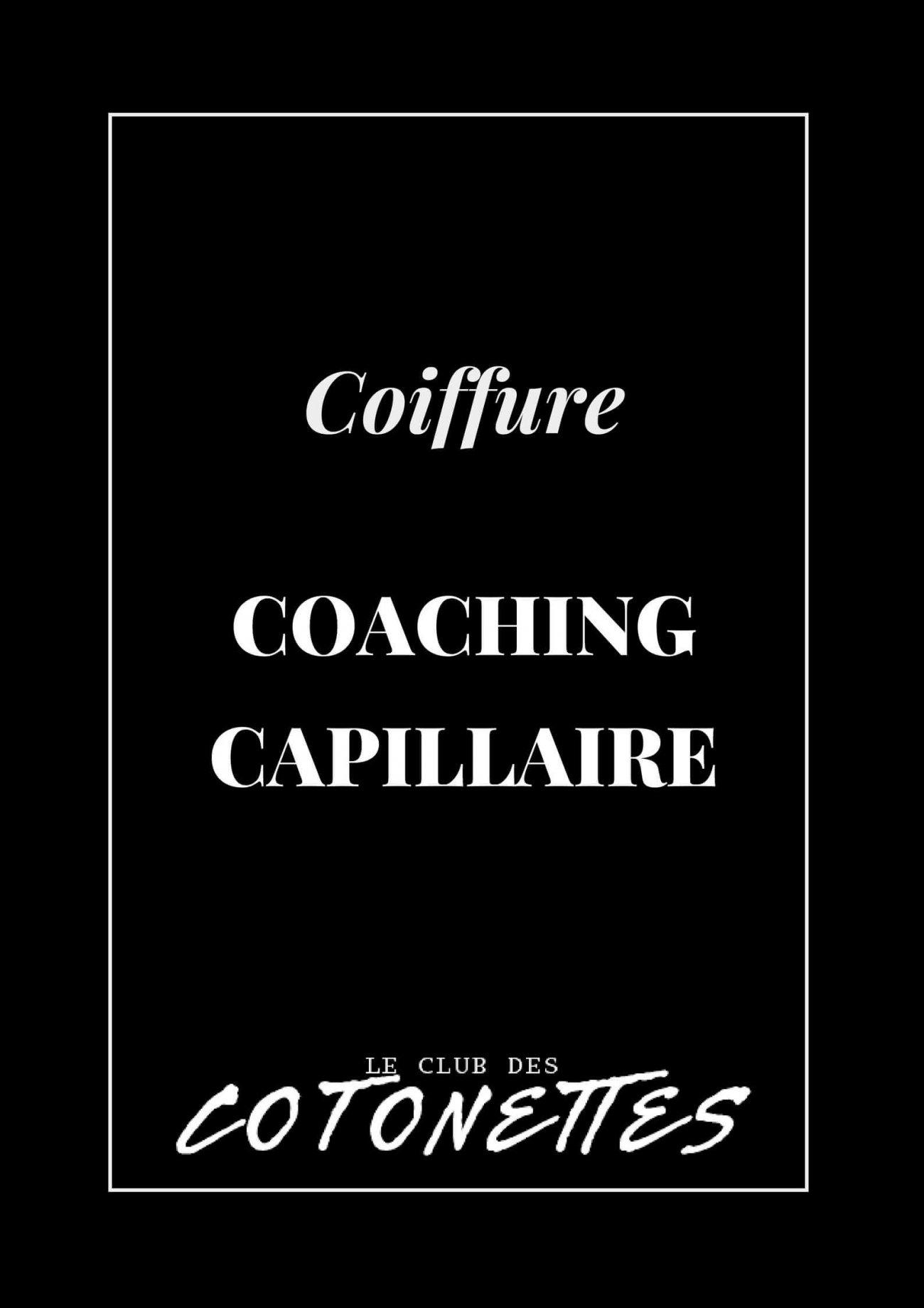 Séance de Coaching Capillaire