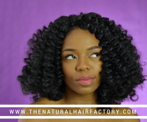 Perruques The Natural Hair Factory