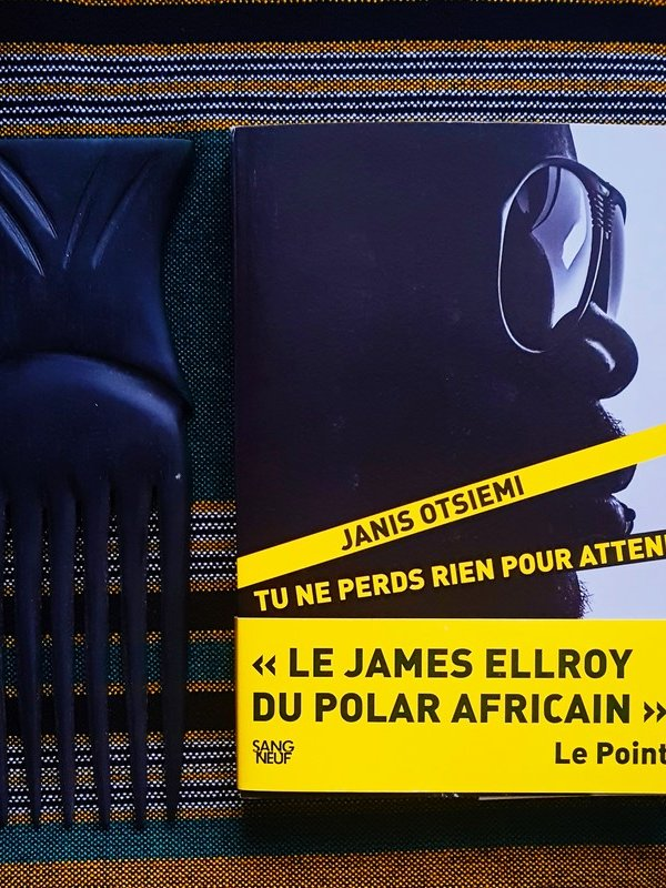 Book Club des Cotonettes 2 – Tu ne perds rien pour attendre de Janis Otsiemi 746204fcd73d